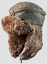 Wintermütze für Angehörige der Polizei-Regimenter