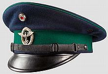 Schirmmütze für Meister der Polizei um 1934