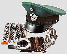 Schirmmütze für Mannschaften/Meister der Schutzpolizei