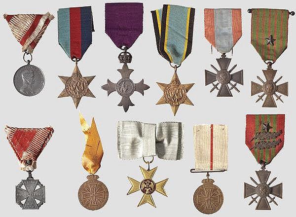 Europäische Ehrenzeichen