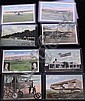 13 (Thirteen) Airplane postcards