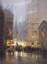 VENDORS OF DREAMS BY G. HARVEY - LIMITED SPECIAL PLATINUM EDITION PRINT