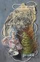 Aaron Bohrod, (American, 1907-1992), Paper Tiger