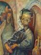 George Baer, (American, 1893-1971), Fez Maroc, 1923