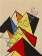 Alexander Calder, (American, 1898-1976), Pyramides