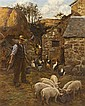 * Stanhope Forbes, (British, 1857-1947), The Farmer's Pride, 1914