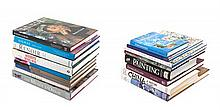 A Group of Books Pertaining to Art 17 volumes.