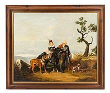 Artist Unknown, (English, 19th century), Child Riding a Pony