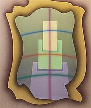 Raymond Jonson, (American, 1891-1982), Watercolor No. 23, 1940
