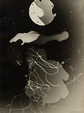 Theodore Roszak, (American/Polish. 1907-1981), Untitled (Photogram)