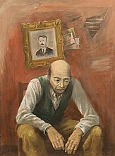 Arnold Blanch, (American, 1896-1968), Illustration No. 1