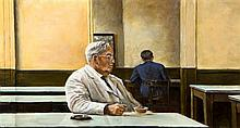 * Harry McCormick, (American, b. 1942), Butcher's Break