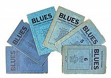 * BLUES. A Magazine of New Rhythms. Ed. by Charles Henri Ford. Columbus, MS, 1930. 6 issues.
