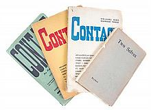 * CONTACT. Vol. 1, ns. 1-3. NY, 1932.