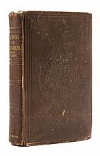 HAWTHORNE, NATHANIEL. The House of the Seven Gables, A Romance. Boston, 1851. First edition, first printing, state A ads.