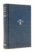 LINDBERGH, ANNE AND CHARLES. North to the Orient. New York, (1935). First edition. Signed by Anne and Charles Lindbergh.