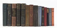 (LINCOLN, ABRAHAM) A group of 29 books pertaining to Lincoln and the Civil War.