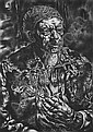 Ivan Albright, (American, 1897-1983), Fleeting Time Thou Has Left Me Old, Ivan Le Lorraine Albright, Click for value