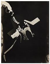 Theodore Roszak, (American, 1908-1981), Untitled (Photogram)