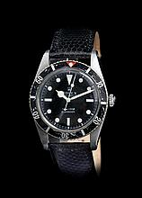 A Stainless Steel Ref. 6536 Submariner Wristwatch, Rolex, Circa 1957,