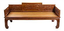 * A Hardwood Day Bed Width 80 inches.