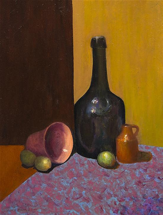 Leon Franks, (Canadian, 1914-1970), Still Life