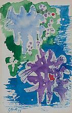 Guido Brink, (Wisconsin, 1913-2002), Untitled, 1957