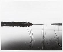Jerome Hawkins, (American, 20th century), Refuge Lake Reflections, 1992 and Mille Lacs, 1993