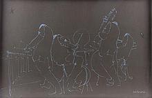 Leo Meiersdorff, (American/New Orleans, 1934-1994), Good Vibes