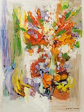 George Peter, (American, b. 1922), Color Bouquet