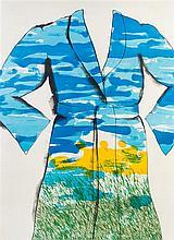 Jim Dine, (American, b. 1935), Self-Portrait: The Landscape, 1969