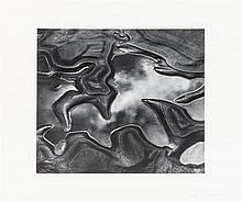 * Brett Weston, (American, 1911-1993), Mendenhall Glacier, Alaska, 1973