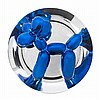 Jeff Koons, (American, b. 1955), Balloon Dog (Blue), 2002