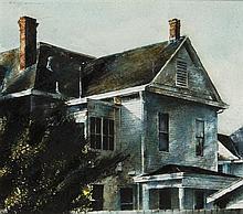 Stephen Scott Young, (American, b. 1957), House, 1994