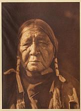 Curtis, Edward Sheriff (American, 1868-1952) 16 x 12 inches.