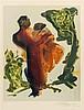 * David Alfaro Siqueiros, (Mexican, 1896-1974), Madre e hijo, (from Mexican Suite), David Alfaro Siqueiros, $0