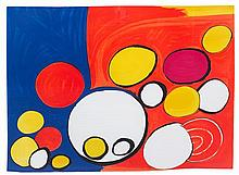 Alexander Calder, (American, 1898-1976), Our Unfinished Revolution, 1976