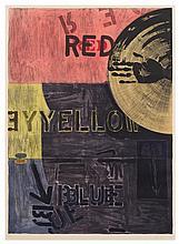 Jasper Johns, (American, b. 1930), Periscope, 1981