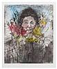 Jim Dine, (American, b. 1935), Nancy Outside in July VII, 1980, Jim Dine, $0