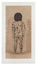 Jane Hammond, (American, b. 1950), Body Language, 2001