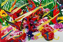 Marc Quinn, (British, 1964), Untitled (pl. 4 from Winter Garden), 2004