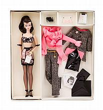 * A Limited Edition Silkstone Fashion Model Collection A Model Life Barbie Giftset