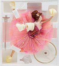 * A Limited Edition Prima Ballerina Porcelain Collection Barbie