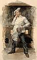 Antonio Maria Fabres y Costa (Spanish 1854-1936), Antonio Fabres, Click for value