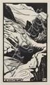 Felix Vallotton, (Swiss, 1865-1925), Le Mont-Blanc, 1892