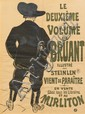 Henri de Toulouse-Lautrec, (French, 1864-1901), Le deuxieme volume de Bruant, 1893