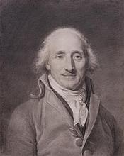 Jean Baptiste Jacques Augustin, (French, 1759-1832), Bust Portrait of Monsieur Perignon, 1796