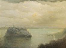 * Leon Dabo, (American, 1868-1960), The Thousand Islands