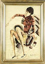 Zaza Tuschmalischvili (*1960) georgischer Maler