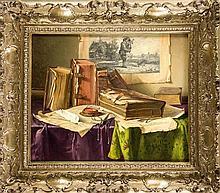 Josef Jurutka (1880-1945) russischer Maler insbe